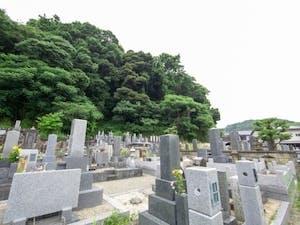 祗園墓地の画像