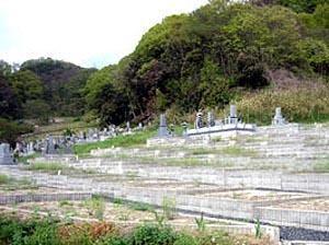 金浦霊園の画像