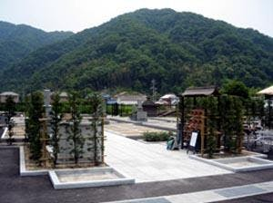竹原さくら野墓苑の画像