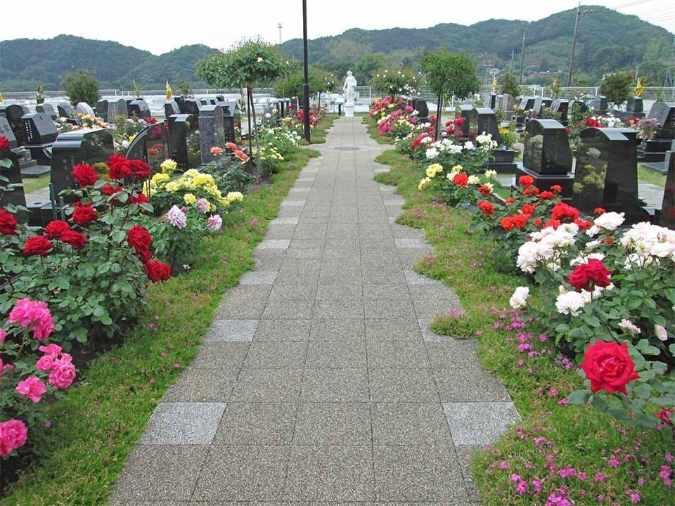 メモリアルパーク花の郷墓苑 厚木宮の里