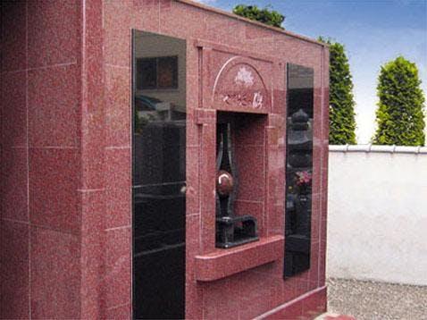 メモリアルガーデン麻布 やすらぎの碑