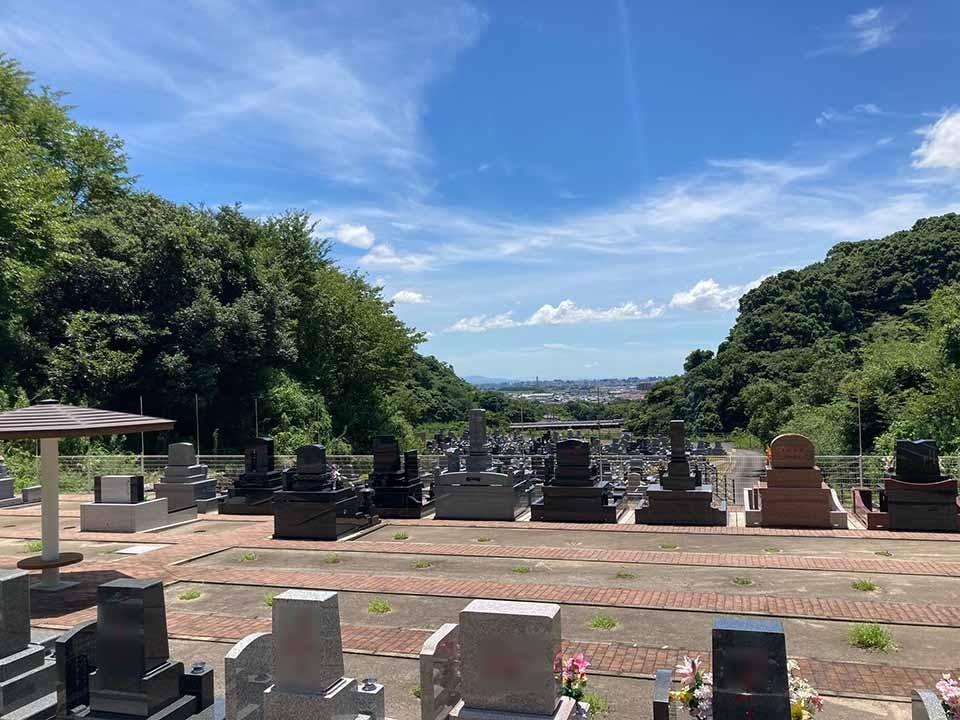 高城寺墓苑