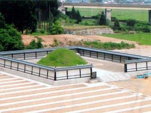 御誕生寺墓地 老梅の苑の画像