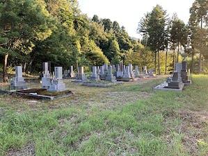 霊泉寺墓地の画像