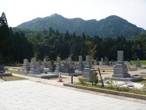 鉾ヶ崎墓地公園 しらゆりの杜の画像
