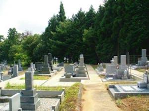 恵松霊苑 高尾墓地 6区の画像