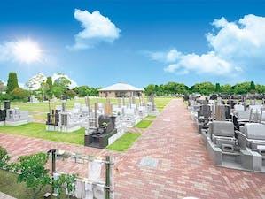 八幡霊園の画像