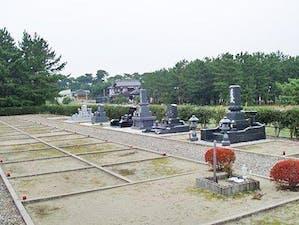 村上市営 神林松喜和霊園の画像