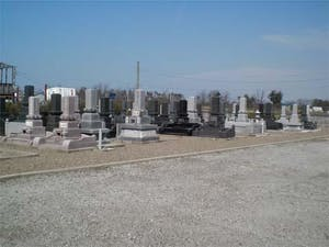 浄音寺墓地の画像