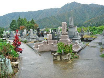 南魚沼市 六日町共同墓地
