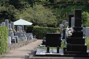 愛知県知多郡東浦町 知北霊園の画像