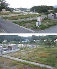 宇茂佐墓園の画像
