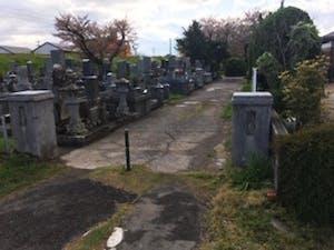 大分市営 西浜墓地の画像