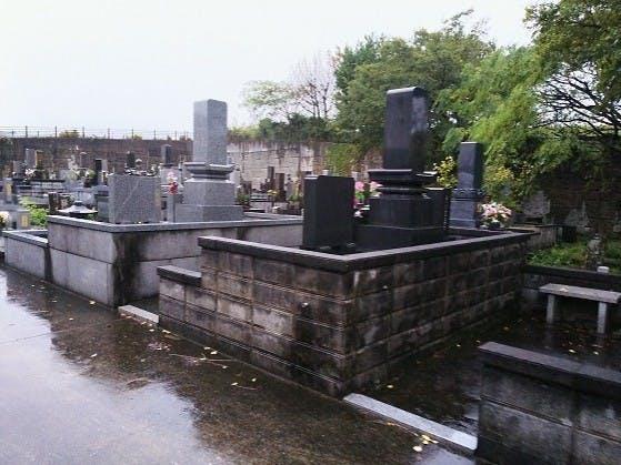 島原市営 前浜墓地