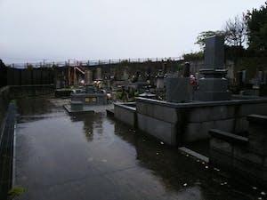 島原市営 前浜墓地の画像
