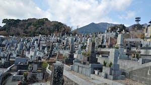 島原市営 大下墓地の画像