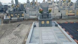 島原市営 寺松山墓地の画像