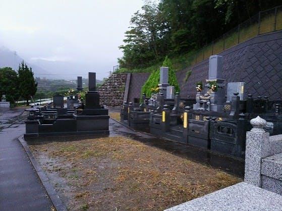 島原市営 宇土山墓地