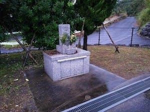 島原市営 宇土山墓地の画像