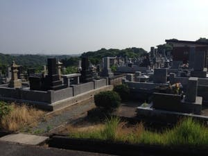 大牟田市営 櫟野墓園の画像