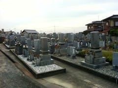 多度津町営 葛原南墓地の画像