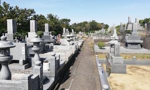 松茂町営 豊久墓地公園の画像