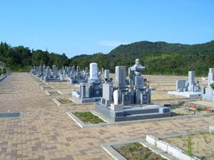 洲本市営 五色台霊園の画像