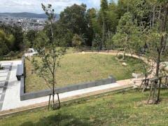京都市営 深草墓園の画像