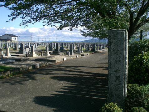 津市営 久居墓園(戸木墓園)