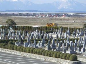 弥富市営 潮見台霊園の画像