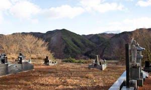 長和町営 大桜墓地の画像