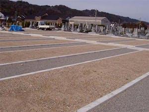 中能登町営 文崎墓地公園の画像