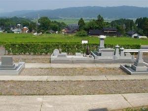 中能登町営 墓地公苑とりやの画像