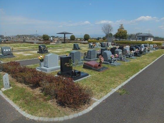 大泉町営 大泉町公園墓地
