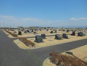 大泉町営 大泉町公園墓地の画像