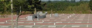 楢葉町営 松ヶ岡墓地公園の画像