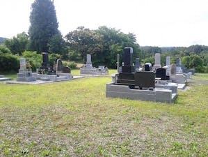 飯豊町営 椿墓地の画像