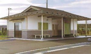 おいらせ町営霊園の画像