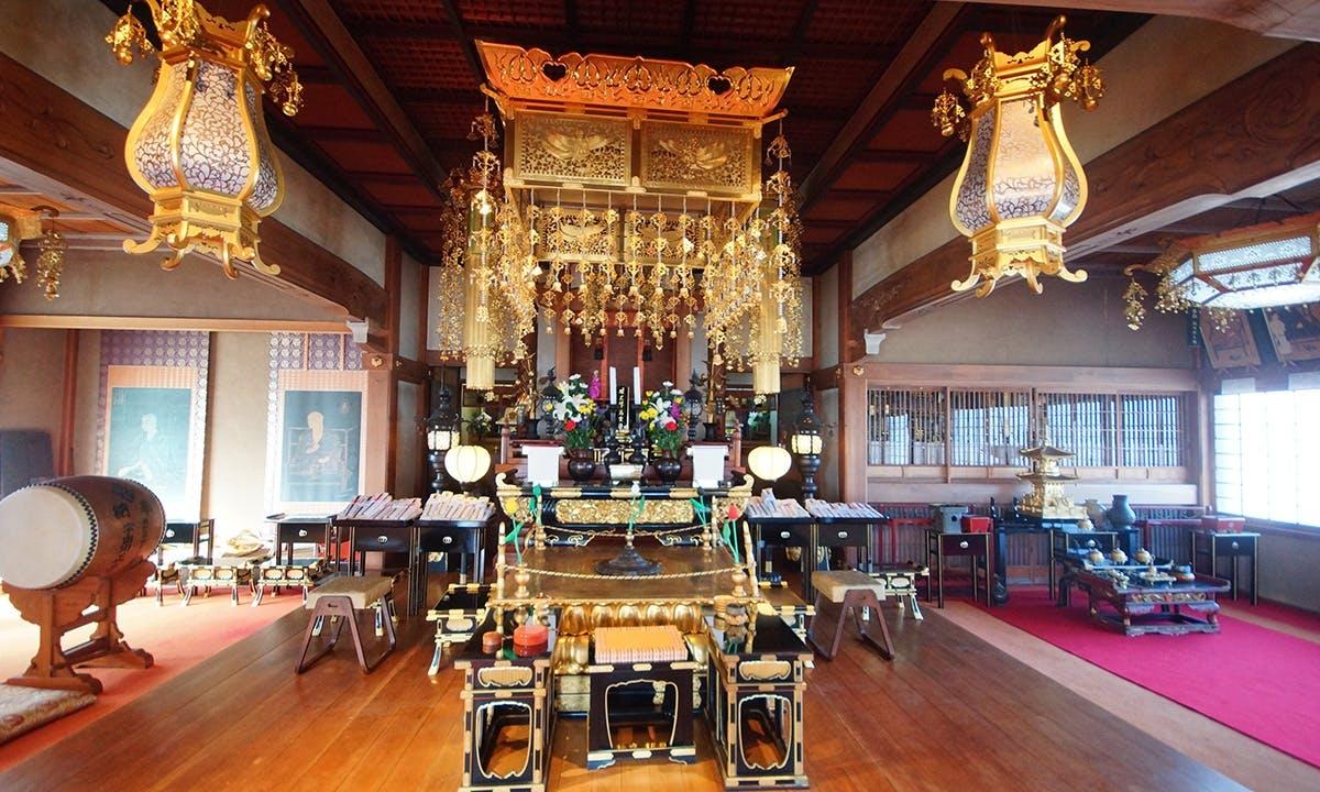 稲香山光明寺