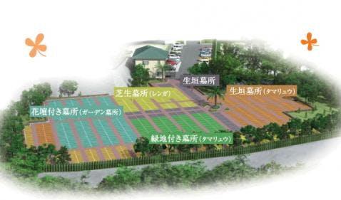 横浜二俣川霊園