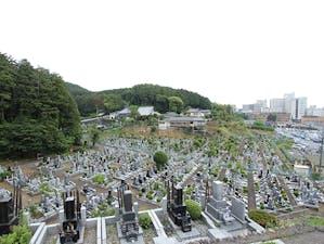 毛呂山霊園の画像