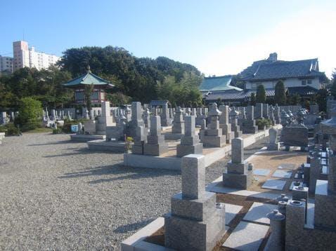 潮海寺霊園