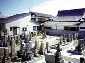 法音寺墓地の画像