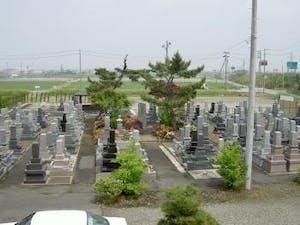 行念寺墓苑の画像