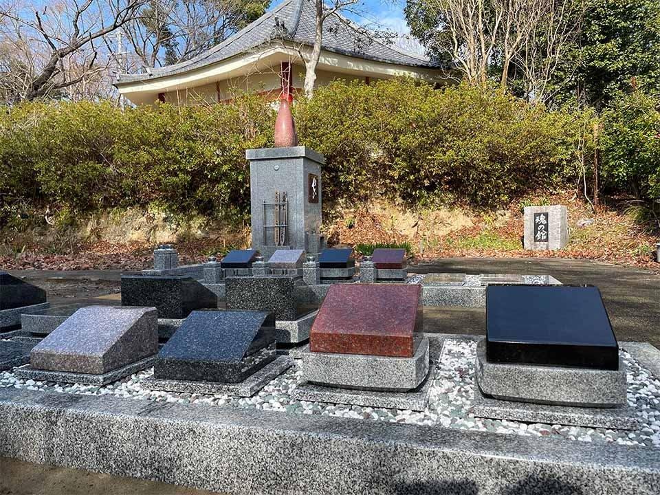 徳林寺墓苑 永代供養墓