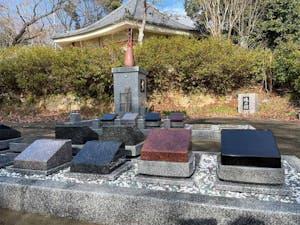 徳林寺墓苑 永代供養墓の画像