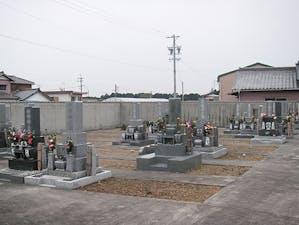 東光寺墓苑の画像
