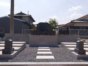 杲洞寺墓苑の画像