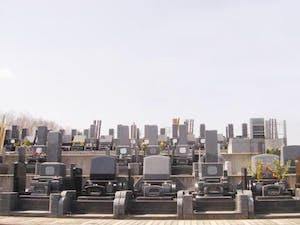 黒川光墓苑の画像