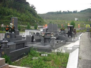鹿児島市営 上川共同墓地の画像